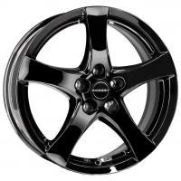 Borbet F 6.5x16 5x114.3 ET50 D72.5 Black glossy