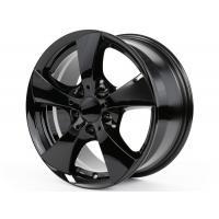Borbet TB 7.5x16 5x112 ET37 D66.6 Black glossy