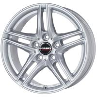 Borbet XR 8x17 5x120 ET30 D72.6 Brilliant silver