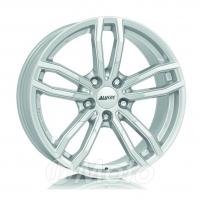 Alutec Drive 8x17 5x120 ET43 D72.6 Polar Silver