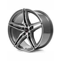 Borbet XRT 8.5x19 5x120 ET30 D72.5 Graphite polished