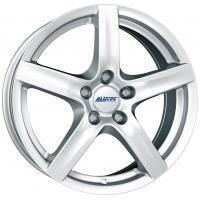 Alutec GRIP 5.5x14 5x100 ET40 D57.1 Polar Silver