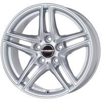 Borbet XR 7.5x17 5x120 ET35 D72.5 Brilliant silver