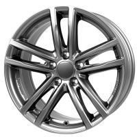 Alutec X10 7x16 5x112 ET47 D66.5 Metal Grey